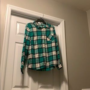 Merona flannel
